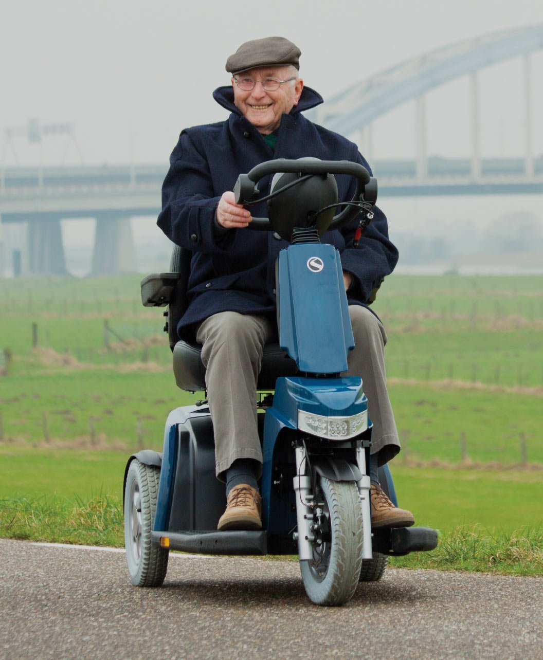 Shropshire Mobility Solutions - Electric Mobility Scooters Shropshire