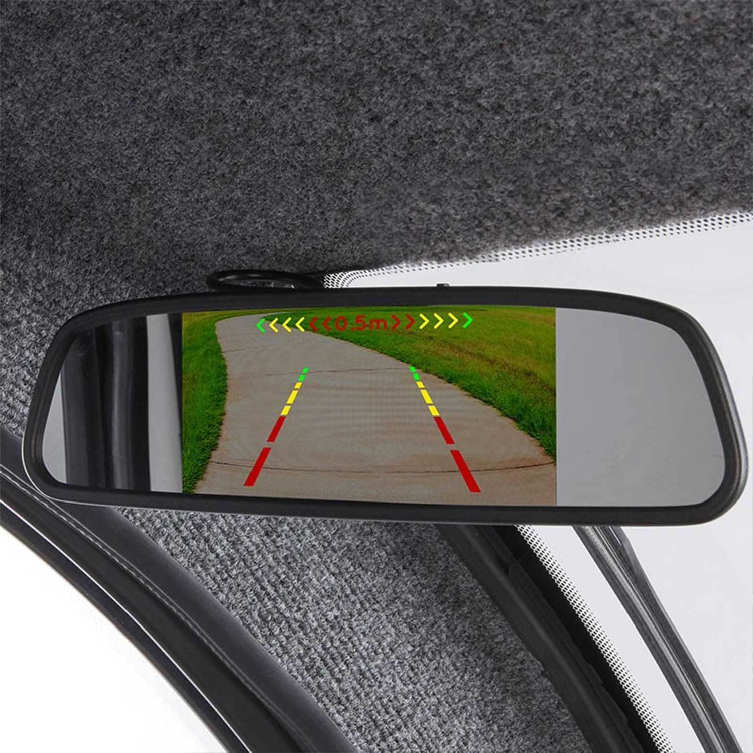 Shropshire Mobility Solutions - MK2 Cabin Car Suppliers - Reversing Mirror